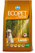 Ecopet Natural Lamb Mini Экопет Эдалт Мини с ягненком