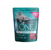 Purina ONE Пурина Уан для кошек с говядиной и пшеницей