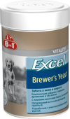8in1 Excel Brewers Yeast  Бреверсы, 1430 таб.