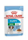 Royal Canin Mini Puppy Мини Паппи Пауч в соусе, 85гр.