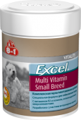 8in1 Excel Multi Vitamin Small Breed, 70табл.