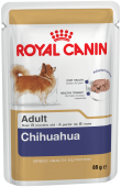 Royal Canin Chihuahua Adult Пауч, 85гр.
