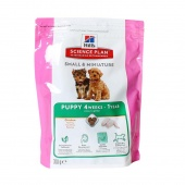 Hills Science Plan™ Canine Puppy Small & Miniature Хиллс Паппи Смолл&Мини, 1,5кг.