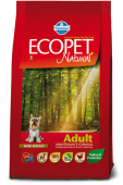Ecopet Natural Adult Mini Экопет Эдалт Мини с курицей