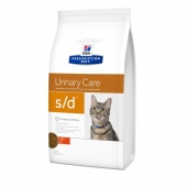 Hills (Хиллс) Prescription Diet Feline S/D, 1,5кг.