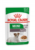 Royal Canin Mini Ageing Мини Эйджинг +12  Пауч в соусе, 85гр.