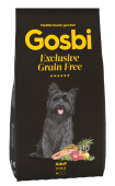 Gosbi Exclusive (no grain) Adult Mini Госби Эдалт Мини, АКЦИЯ!