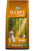 Ecopet Natural Lamb Maxi Экопет Эдалт Макси